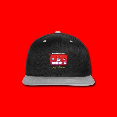 Hydraulic Gaming - Original T-Shirt - Snap-back Baseball Cap