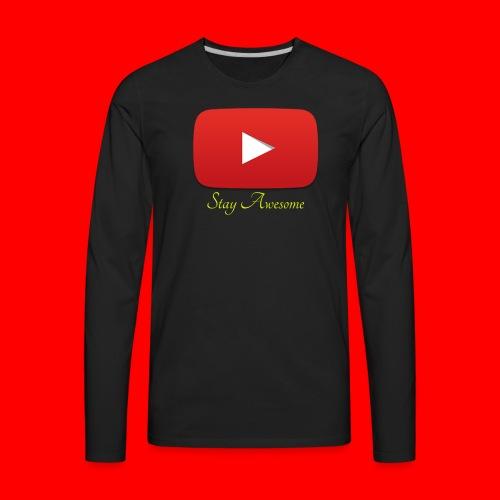 Hydraulic Gaming - Original T-Shirt - Men's Premium Long Sleeve T-Shirt