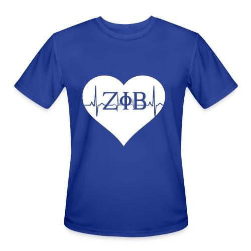 Im So Zeta Hoodie - Men's Moisture Wicking Performance T-Shirt