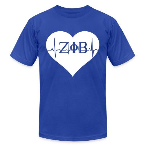 Im So Zeta Hoodie - Men's Fine Jersey T-Shirt