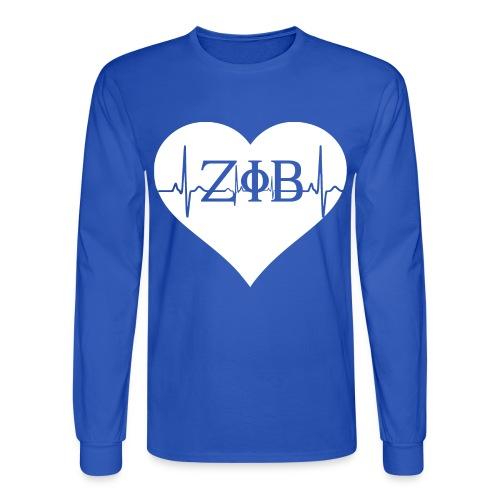 Im So Zeta Hoodie - Men's Long Sleeve T-Shirt