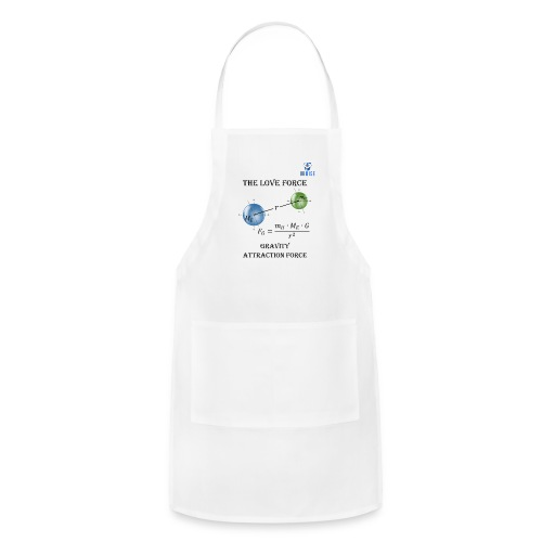 Newton Gravity MuMeG - Maternity T-Shirt - Adjustable Apron