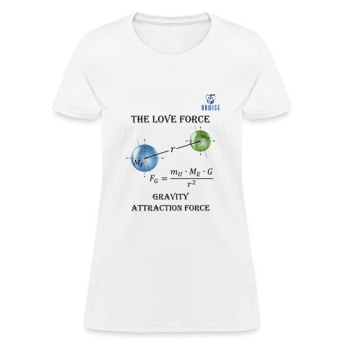 Newton Gravity MuMeG - Maternity T-Shirt - Women's T-Shirt