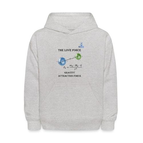 Newton Gravity MuMeG - Maternity T-Shirt - Kids' Hoodie