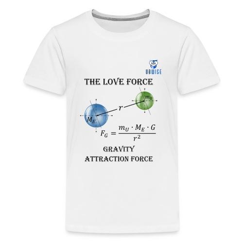 Newton Gravity MuMeG - Maternity T-Shirt - Kids' Premium T-Shirt