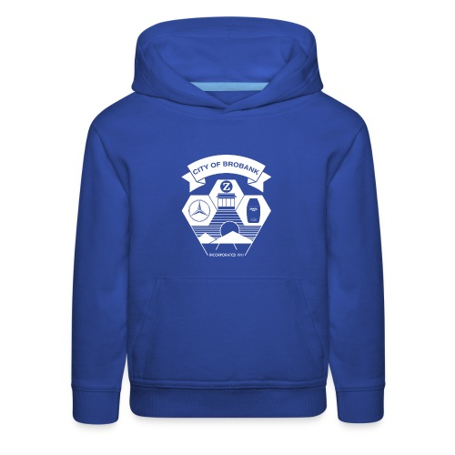 City of Brobank Kid's Premium T - Kids' Premium Hoodie