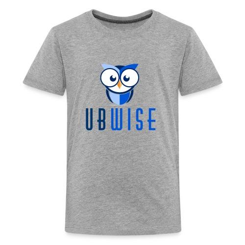UBWise #1 - Kids Hoodie - Kids' Premium T-Shirt