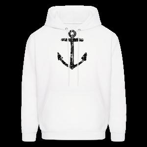 Anchor Vintage T-Shirt - Men's Hoodie