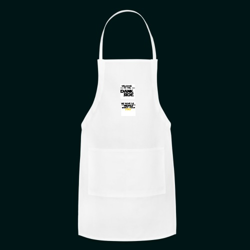 Dank Side On Phone - Adjustable Apron