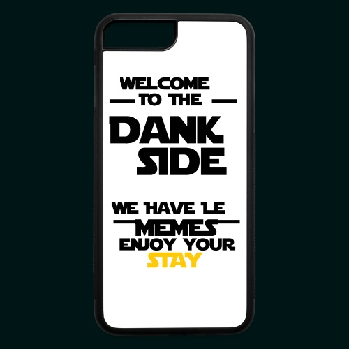 Dank Side On Phone - iPhone 7 Plus/8 Plus Rubber Case
