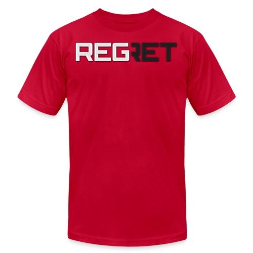 Regret Hoddie - Men's  Jersey T-Shirt