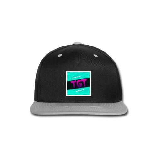 TheGamingTool Neon Channel Pic Shirt - Snap-back Baseball Cap