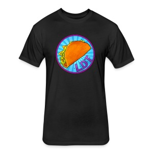 Men's T-Shirt - Fitted Cotton/Poly T-Shirt by Next Level
