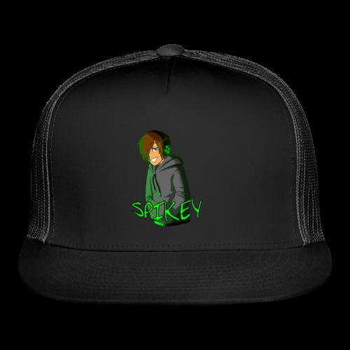 Spikey Mug - Trucker Cap