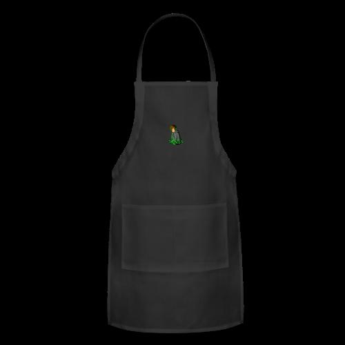 Spikey Mug - Adjustable Apron