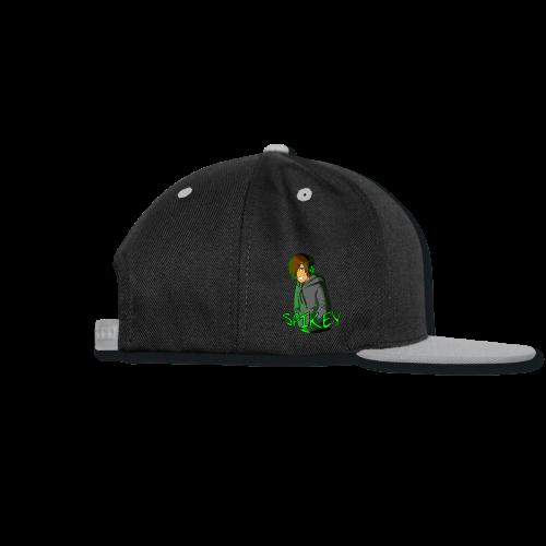 Spikey Mug - Snap-back Baseball Cap