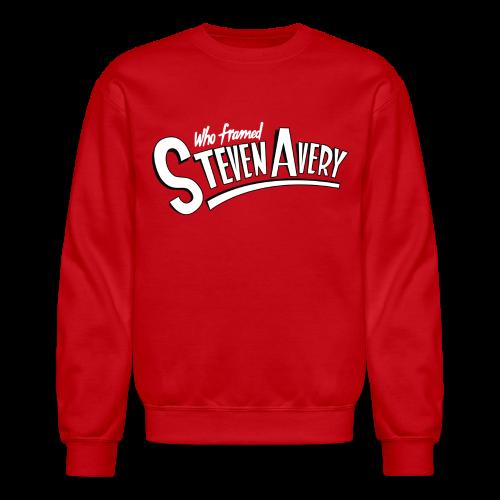 Who Framed Steven Avery - Crewneck Sweatshirt