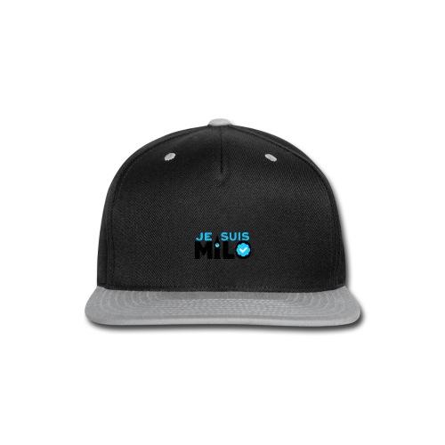 shit1 - Snap-back Baseball Cap