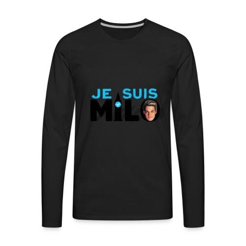 shit1 - Men's Premium Long Sleeve T-Shirt