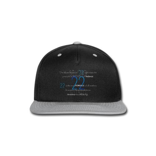 Studio 22 Large Tote - Snap-back Baseball Cap