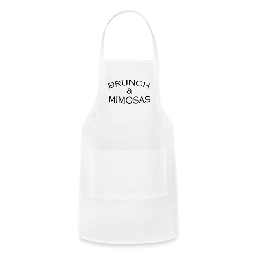 BRUNCH + MIMOSAS - Adjustable Apron