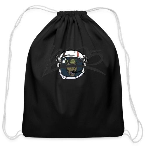 Space Crewneck - Cotton Drawstring Bag