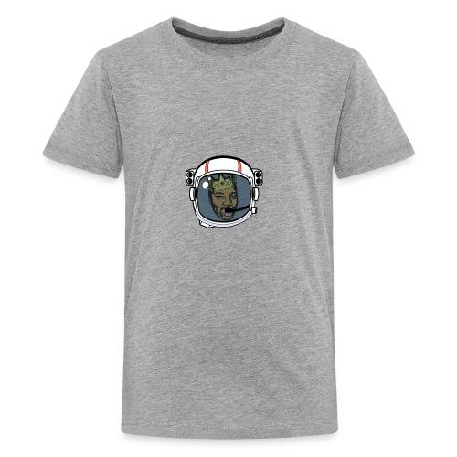 Space Crewneck - Kids' Premium T-Shirt