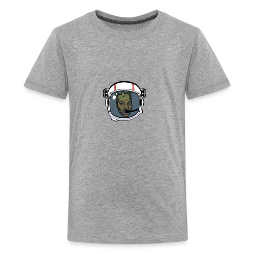 Space Crewneck - Kids' Premium T-Shirt
