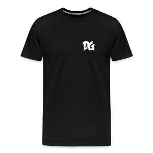 DG Long Sleve T - Men's Premium T-Shirt