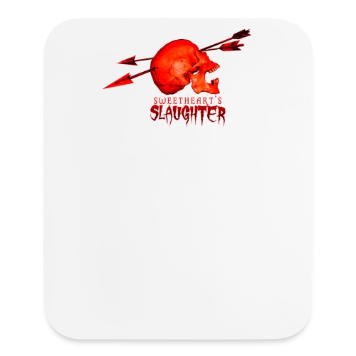 Women's Sweetheart's Slaughter T - Mouse pad Vertical