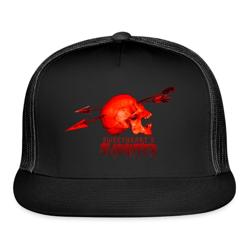 Women's Sweetheart's Slaughter T - Trucker Cap