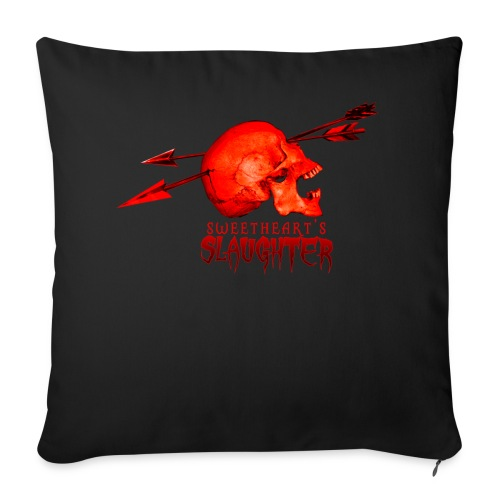 Women's Sweetheart's Slaughter T - Throw Pillow Cover