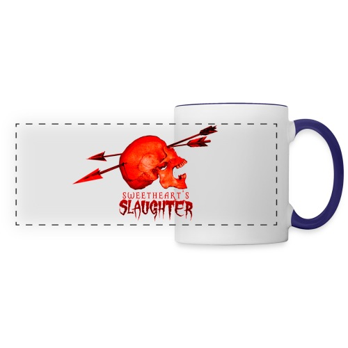 Women's Sweetheart's Slaughter T - Panoramic Mug