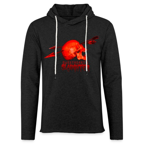 Women's Sweetheart's Slaughter T - Unisex Lightweight Terry Hoodie