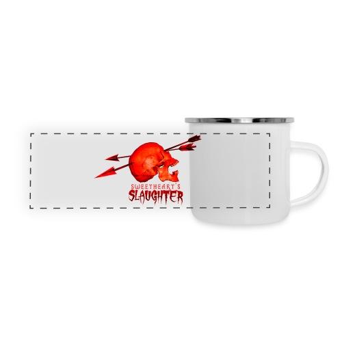 Women's Sweetheart's Slaughter T - Panoramic Camper Mug