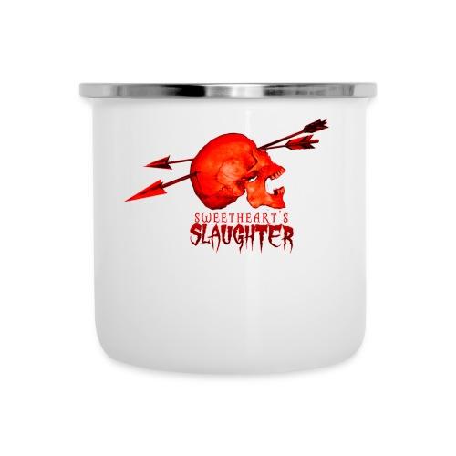 Women's Sweetheart's Slaughter T - Camper Mug