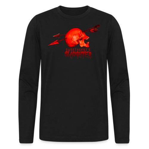 Women's Sweetheart's Slaughter T - Men's Long Sleeve T-Shirt by Next Level