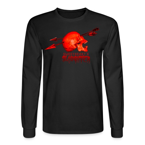 Women's Sweetheart's Slaughter T - Men's Long Sleeve T-Shirt