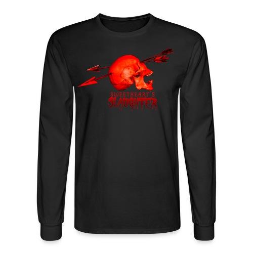 Women's Sweetheart's Slaughter T - Men's Long Sleeve T-Shirt