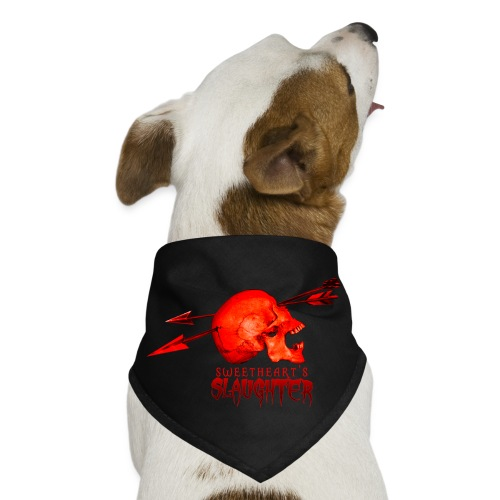 Women's Sweetheart's Slaughter T - Dog Bandana
