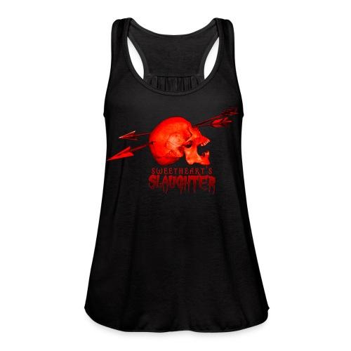 Women's Sweetheart's Slaughter T - Women's Flowy Tank Top by Bella