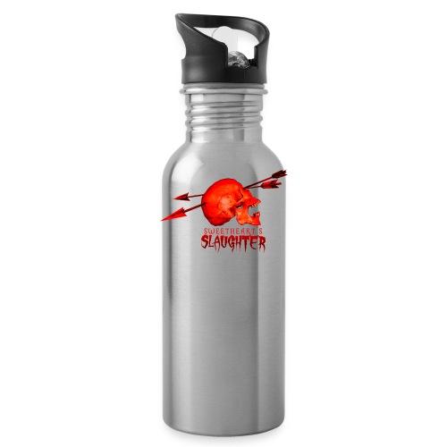Women's Sweetheart's Slaughter T - Water Bottle