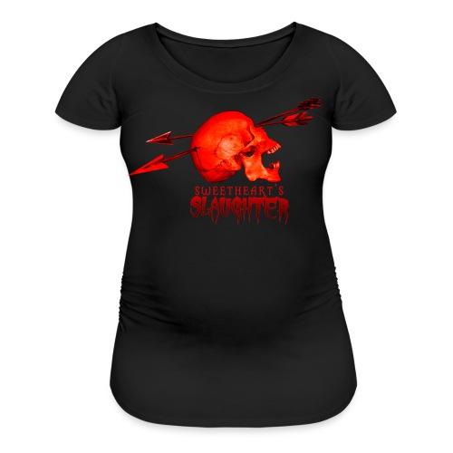 Women's Sweetheart's Slaughter T - Women's Maternity T-Shirt