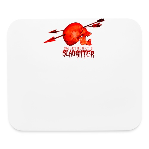 Women's Sweetheart's Slaughter T - Mouse pad Horizontal