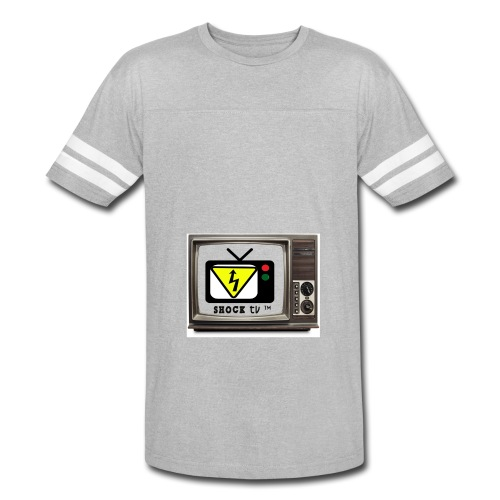 SHOCK TV SWEATER - Vintage Sport T-Shirt