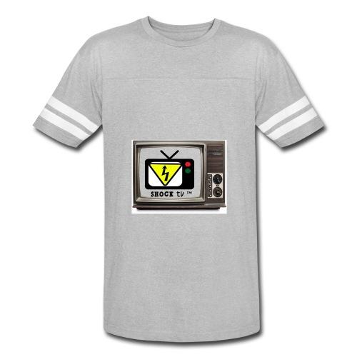 SHOCK TV SWEATER - Vintage Sport T-Shirt