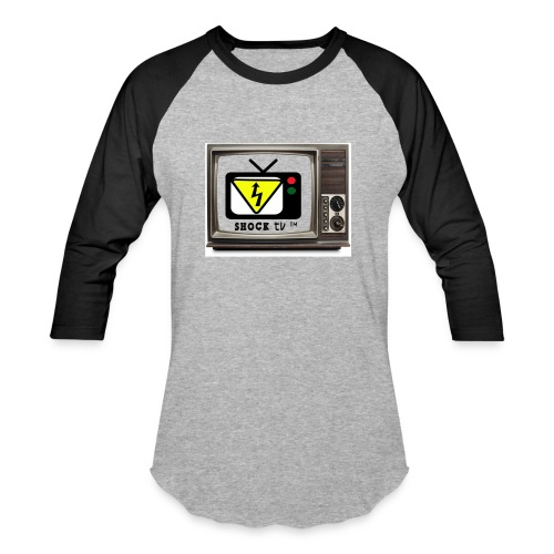 SHOCK TV SWEATER - Baseball T-Shirt
