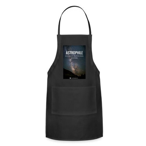 Astrophile Tee - Adjustable Apron
