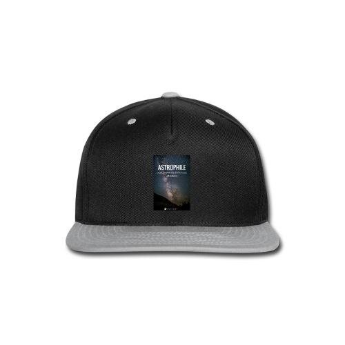 Astrophile Tee - Snap-back Baseball Cap