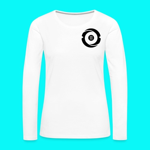 Women's White Short Sleeve - Women's Premium Long Sleeve T-Shirt